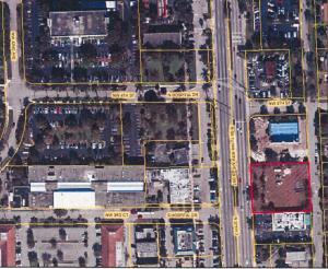 Terreno por un Venta en 460 N State Road 7 Plantation, Florida 33311 Estados Unidos