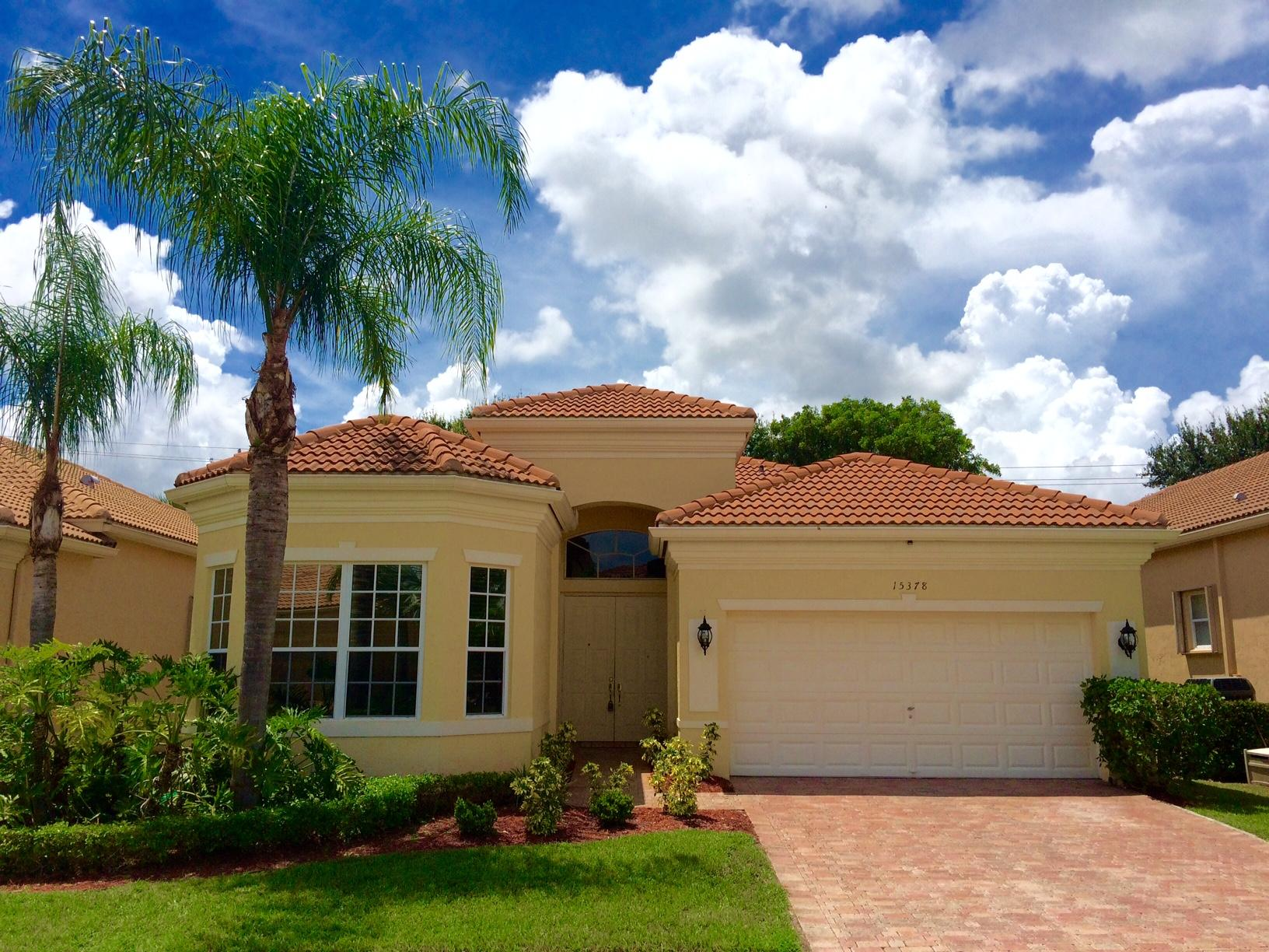 15378 Fiorenza Circle Delray Beach, FL 33446