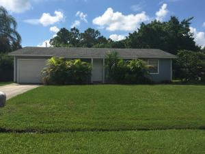 Single Family Home for Rent at 120 SW Gouvea Terr 120 SW Gouvea Terr Port St. Lucie, Florida 34953 United States