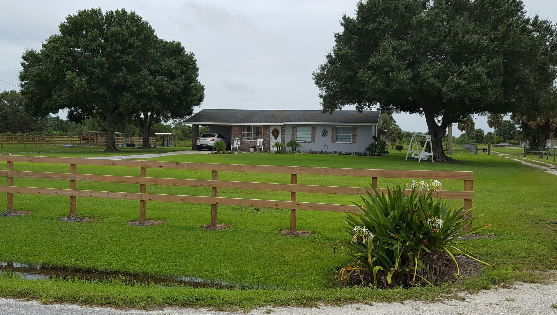 Home for sale in Tropical Acres Okeechobee Florida