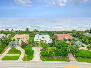 Single Family Home for Sale at 5929 N Ocean Boulevard Ocean Ridge, Florida 33435 United States