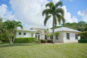 Single Family Home for Sale at 2800 SW Boat Ramp Avenue Palm City, Florida 34990 United States