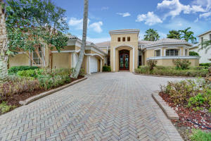 Single Family Home for Sale at 7367 Sarimento Place 7367 Sarimento Place Delray Beach, Florida 33446 United States