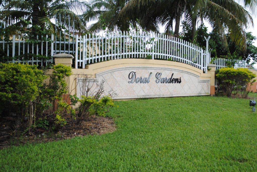 Home for sale in DORAL GARDENS CONDO Doral Florida