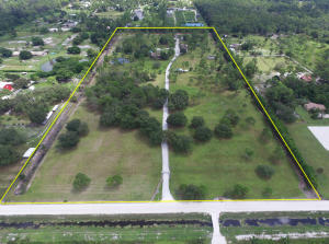 Single Family Home for Sale at 2444 B Road Loxahatchee, Florida 33470 United States