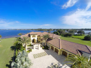 Single Family Home for Sale at 5205 Pennock Point Road Jupiter, Florida 33458 United States