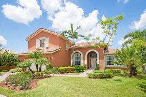 Casa Unifamiliar por un Venta en 2547 Vicara Court Royal Palm Beach, Florida 33411 Estados Unidos