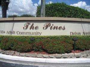 Pines Of Delray North Condo