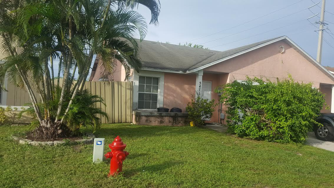 5411 Pinnacle Lane West Palm Beach, FL 33415