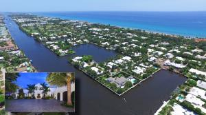 Single Family Home for Sale at 554 Palm Way Gulf Stream, Florida 33483 United States