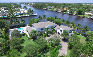 Single Family Home for Sale at 554 Palm Way 554 Palm Way Gulf Stream, Florida 33483 United States