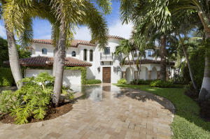 Single Family Home for Sale at 1690 Del Haven Drive Delray Beach, Florida 33483 United States