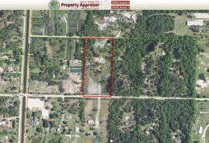 Terrain pour l Vente à 14843 Gruber Lane 14843 Gruber Lane Loxahatchee Groves, Florida 33470 États-Unis