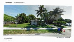 Property for sale at 2040 E Hillsboro Boulevard, Deerfield Beach,  FL 33441