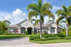 Single Family Home for Sale at 10134 SE Sandpine Lane Hobe Sound, Florida 33455 United States