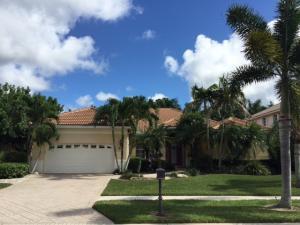 独户住宅 为 销售 在 8774 Lakes Boulevard West Palm Beach, Florida 33412 United States