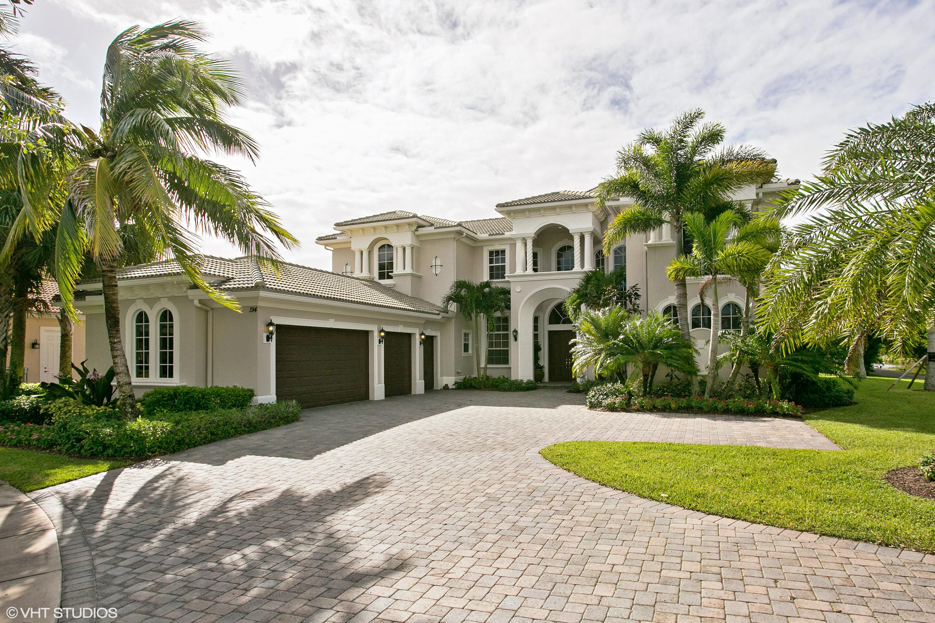 New Home for sale at 194 Elena Court in Jupiter