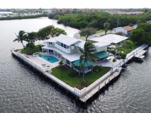 Single Family Home for Sale at HYPOLUXO PARK, 180 Periwinkle Drive 180 Periwinkle Drive Hypoluxo, Florida 33462 United States