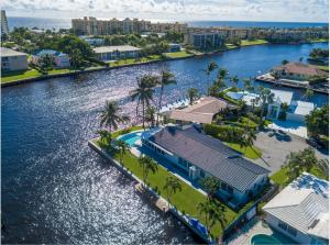 Single Family Home for Sale at 1589 SE 8 Street Deerfield Beach, Florida 33441 United States