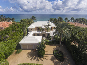 独户住宅 为 销售 在 1535 N Ocean Boulevard 1535 N Ocean Boulevard Gulf Stream, 佛罗里达州 33483 美国