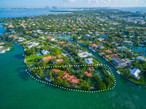 Single Family Home for Sale at 960 Harbor Drive Key Biscayne, Florida 33149 United States