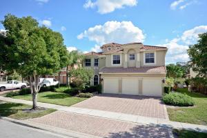 Maison unifamiliale pour l Vente à 2622 Danforth Terrace 2622 Danforth Terrace Wellington, Florida 33414 États-Unis