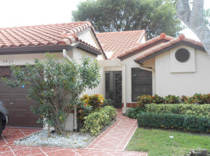 Property for sale at 6433 Royal Manor Circle, Delray Beach,  FL 33484