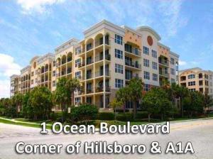 1 Ocean Boulevard Condo