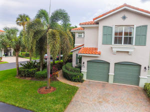 Townhouse for Sale at 195 Las Brisas Circle Hypoluxo, Florida 33462 United States