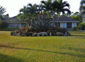 Single Family Home for Sale at 11288 Orange Grove Boulevard Royal Palm Beach, Florida 33411 United States