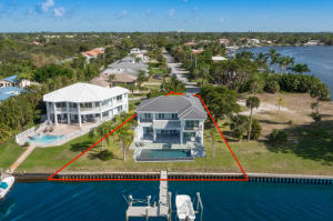 Single Family Home for Sale at 349 River Drive Tequesta, Florida 33469 United States