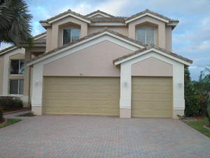 Single Family Home for Sale at 113 Tuscany Drive Royal Palm Beach, Florida 33411 United States