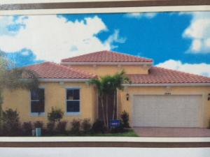 Single Family Home for Sale at 2444 Bellarosa Circle Royal Palm Beach, Florida 33411 United States