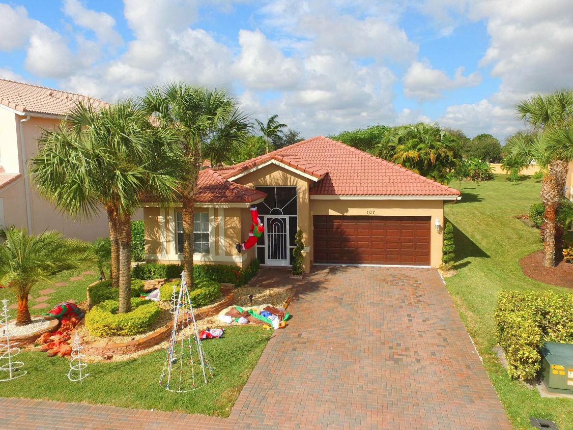 107 Bellezza Terrace Royal Palm Beach, FL 33411