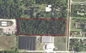 Land for Sale at 1651 B Road 1651 B Road Loxahatchee, Florida 33470 United States