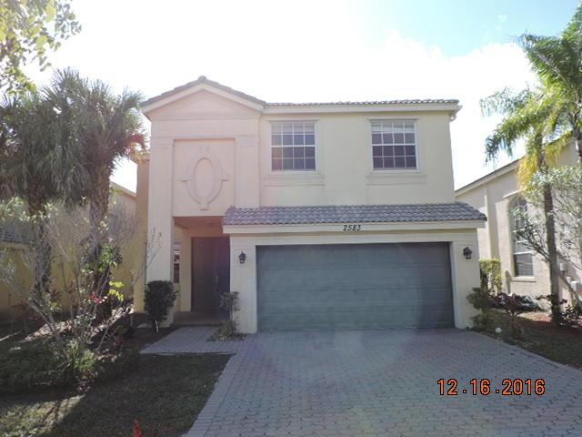 2583 Sawyer Terrace Wellington, FL 33414