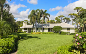 Single Family Home for Sale at 4 Park Place Village Of Golf, Florida 33436 United States