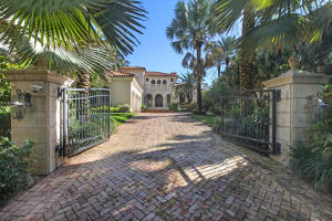 Single Family Home for Sale at 3813 N Ocean Boulevard 3813 N Ocean Boulevard Gulf Stream, Florida 33483 United States