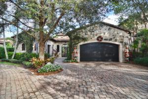 Single Family Home for Sale at 430 Via Del Orso Drive Jupiter, Florida 33477 United States