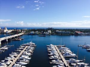 شقة بعمارة للـ Rent في Waterview Towers Condominium, 400 N Flagler Drive 400 N Flagler Drive West Palm Beach, Florida 33401 United States