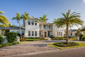 Single Family Home for Sale at 1224 N Ocean Boulevard Gulf Stream, Florida 33483 United States