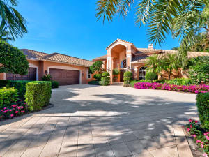 Single Family Home for Sale at 54 Saint George Place 54 Saint George Place Palm Beach Gardens, Florida 33418 United States