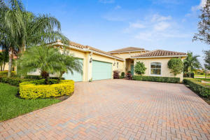 Single Family Home for Sale at 2532 Vicara Court Royal Palm Beach, Florida 33411 United States