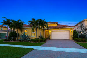 Single Family Home for Sale at 2304 Bellarosa Circle Royal Palm Beach, Florida 33411 United States
