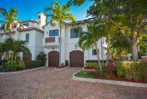 Townhouse for Sale at 825 NE 1st Street 825 NE 1st Street Delray Beach, Florida 33483 United States