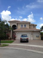 واحد منزل الأسرة للـ Sale في 809 Montclaire Court 809 Montclaire Court West Palm Beach, Florida 33411 United States