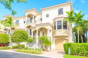 Townhouse for Sale at 105 Del Sol Circle Tequesta, Florida 33469 United States