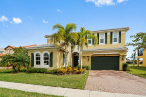 Casa Unifamiliar por un Venta en 2540 Vicara Court Royal Palm Beach, Florida 33411 Estados Unidos