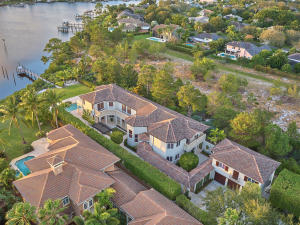 Single Family Home for Sale at 18970 SE County Line Road Tequesta, Florida 33469 United States