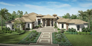 Single Family Home for Sale at 12479 Cypress Island Way Wellington, Florida 33414 United States